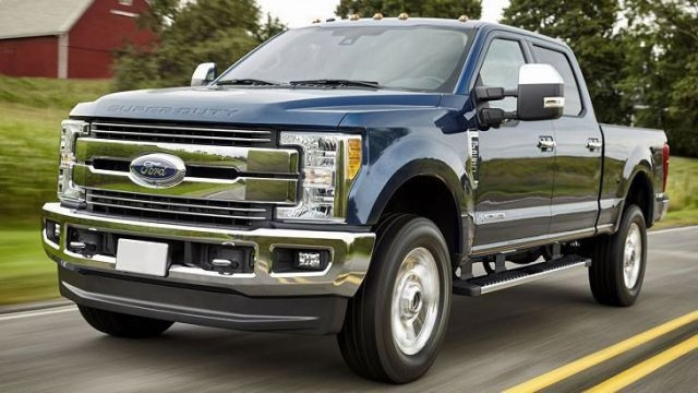 New 2018 Ford F 250 Redesign and Price