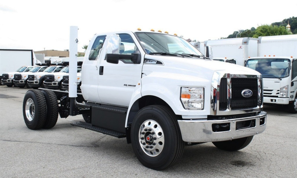 Best 2018 Ford F 650 F 750 Redesign