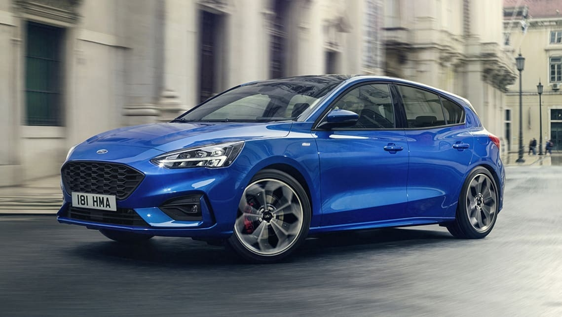 Best 2018 Ford Focus First Drive