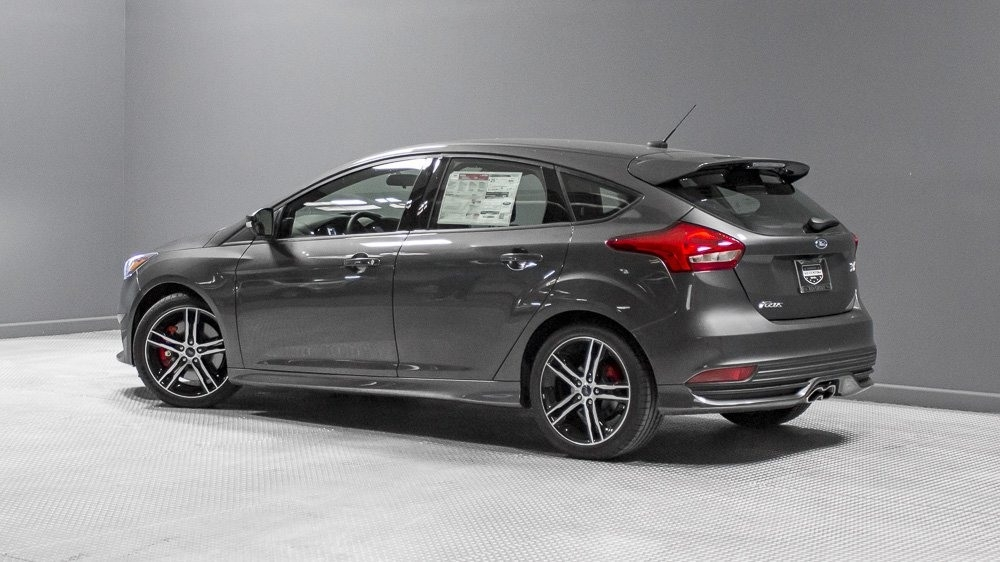 New 2018 Ford Focus Picture