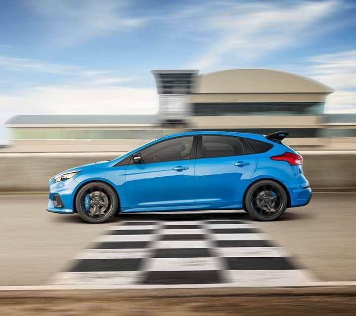 The 2018 Ford Focus Rs Release Date