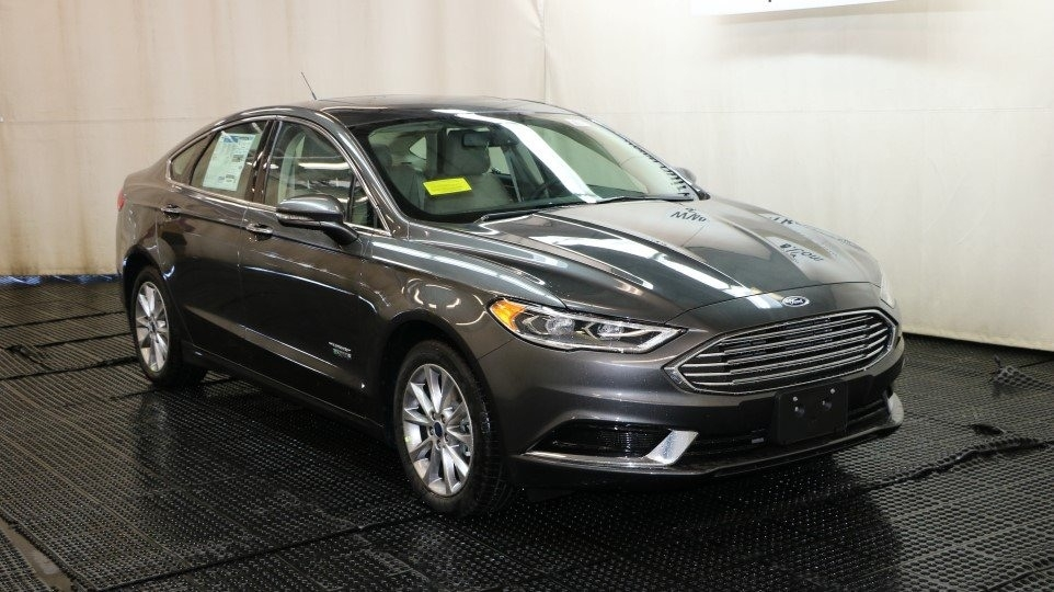 2018 Ford Fusion First Drive