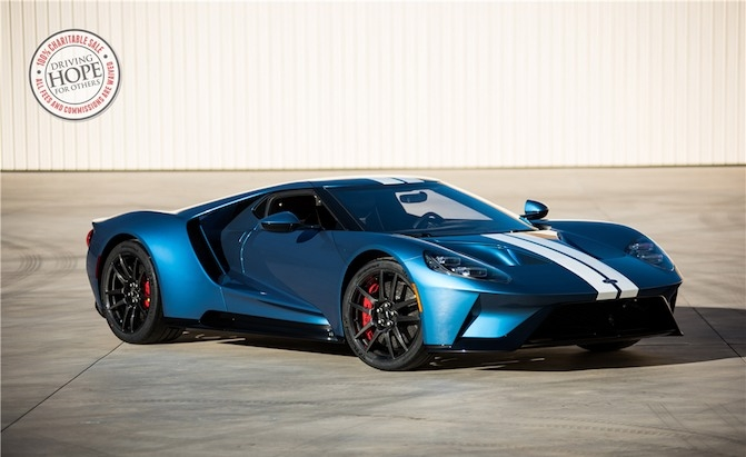 Best 2018 Ford Gt Supercar Redesign and Price