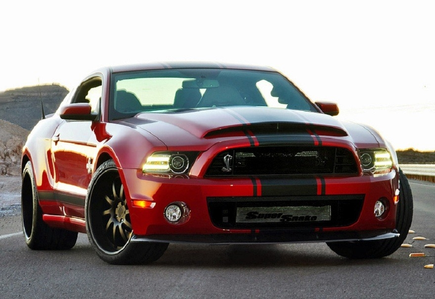 The 2018 Ford Mustang Shelby Gt500 New Release
