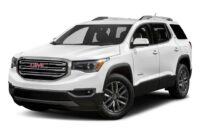 The 2018 GMC Acadia First Drive