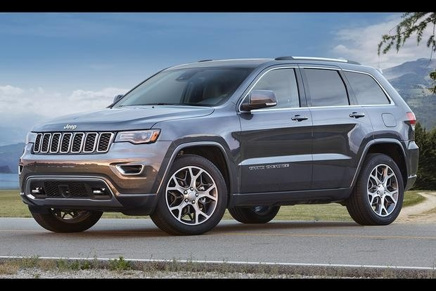 Best 2018 Grand Cherokee New Interior