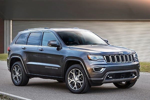 The 2018 Grand Cherokee Specs and Review