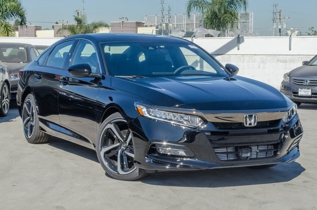 The 2018 Honda Accord Sport New Release