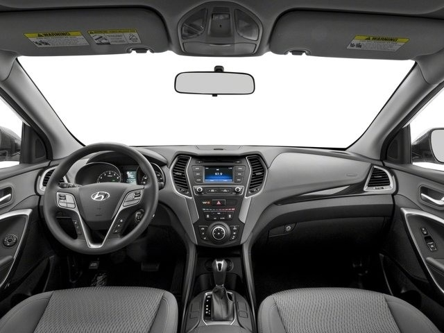 The 2018 Hyundai Santa Fe New Interior
