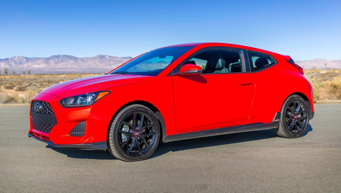 New 2018 Hyundai Veloster Turbo Price and Release date