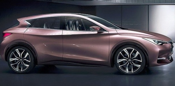 The 2018 Infiniti Q30 Review and Specs
