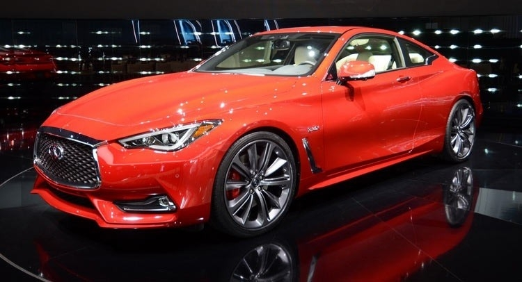 Best 2018 Infiniti Q60 Coupe Convertible Interior