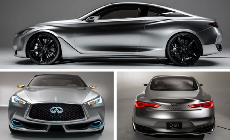 The 2018 Infiniti Q60 Coupe Convertible Spy Shoot