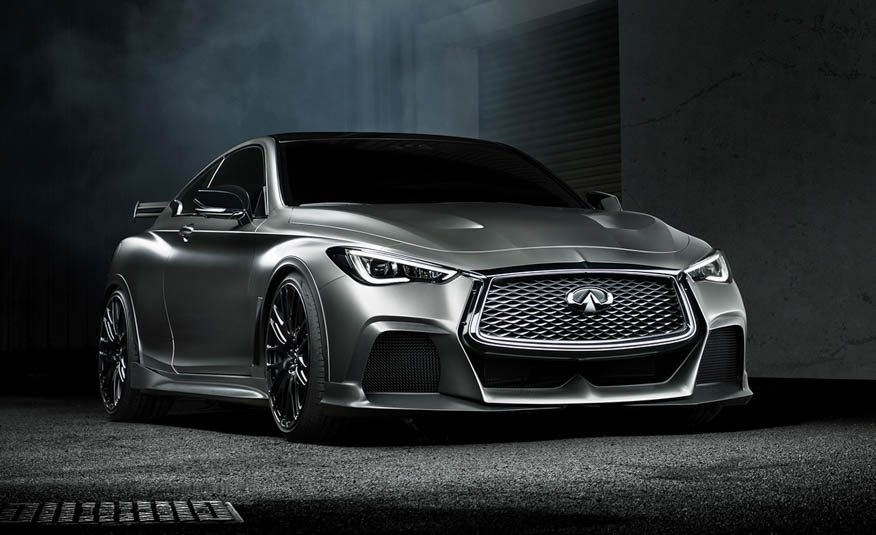 New 2018 Infiniti Q60 Coupe Convertible Redesign and Price