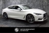 The 2018 Infiniti Q60 Coupe Review