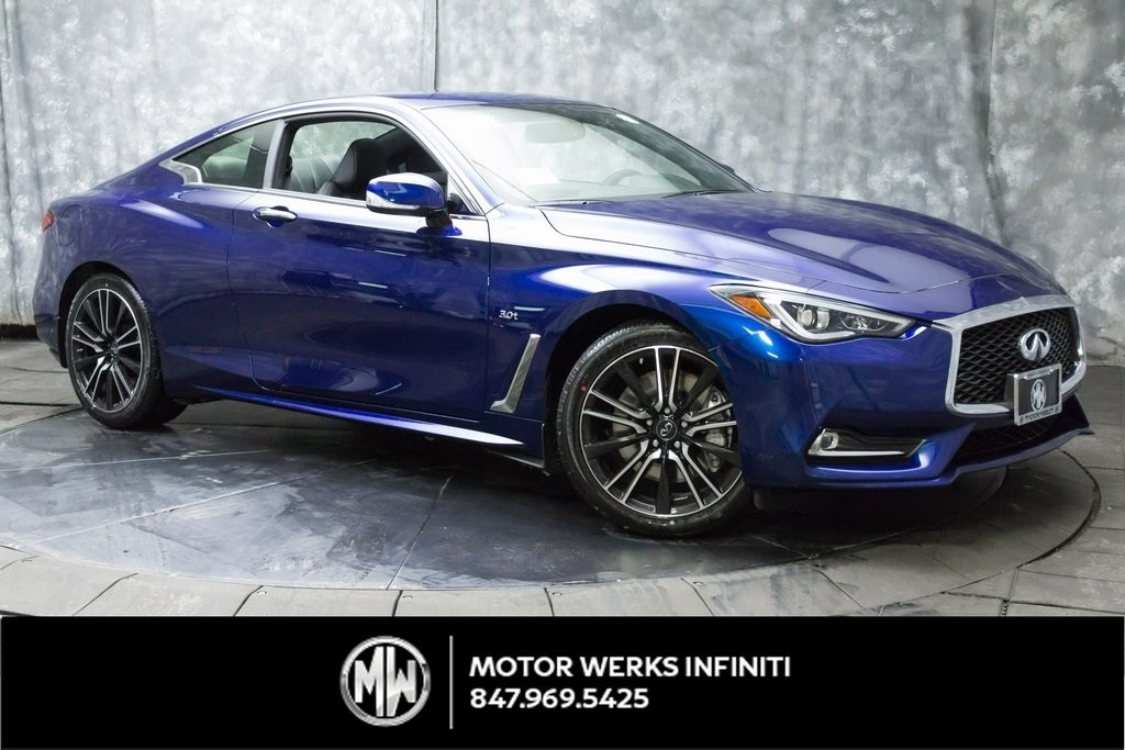 The 2018 Infiniti Q60 Coupe Release Date