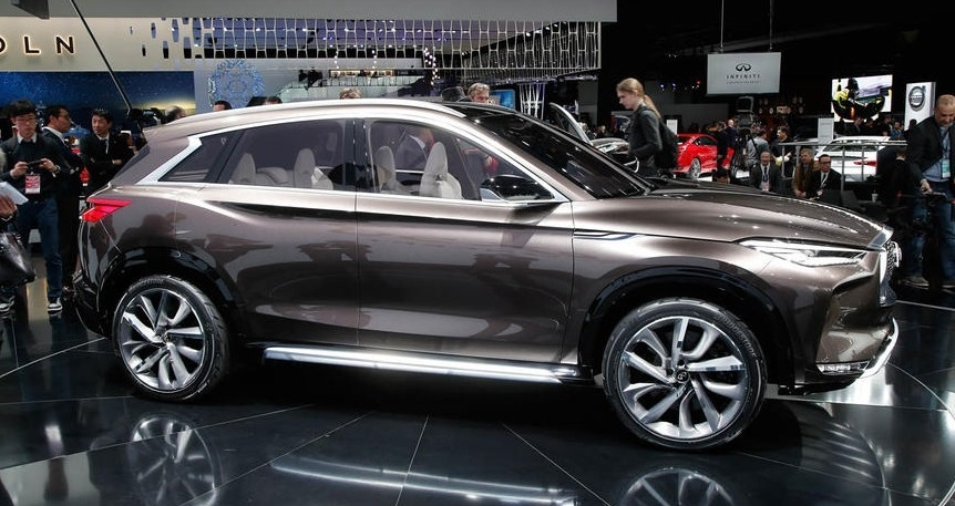 Best 2018 Infiniti Qx50 Review and Specs