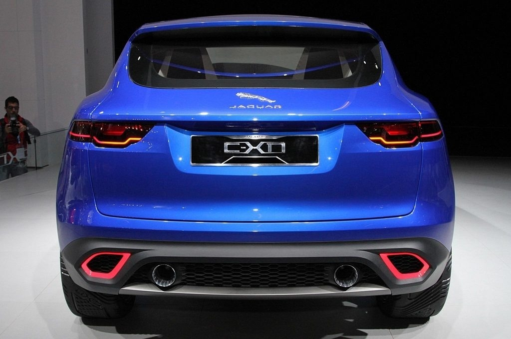 New 2018 Jaguar C X17 CRossover Price and Release date