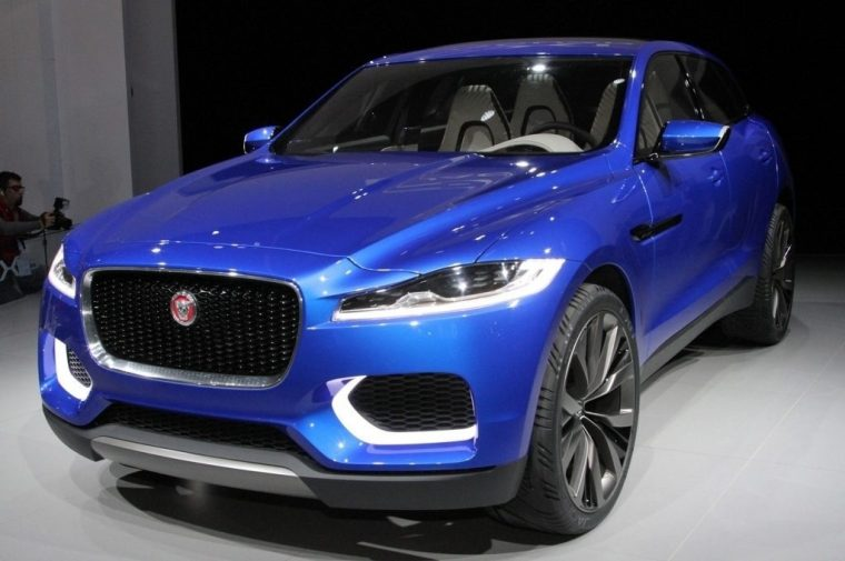 2018 Jaguar C X17 CRossover Redesign and Price