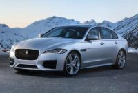 Best 2018 Jaguar Xf Redesign and Price