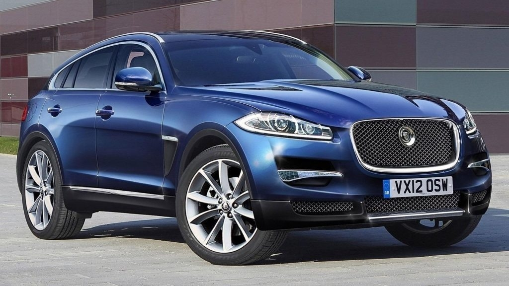 The 2018 Jaguar Xq CRossover New Release