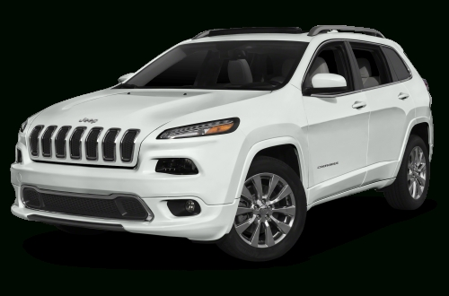 The 2018 Jeep Cherokee Picture