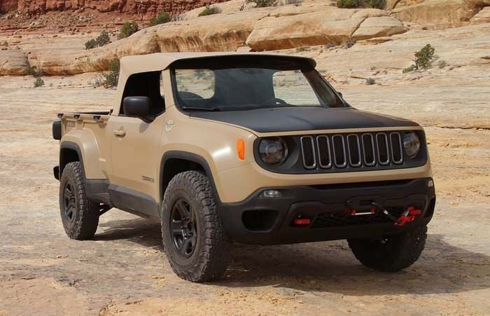 New 2018 Jeep Comanche Release date and Specs