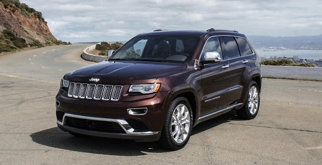 The 2018 Jeep Grand Cherokee Diesel Release date and Specs