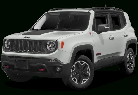 The 2018 Jeep Renegade Redesign