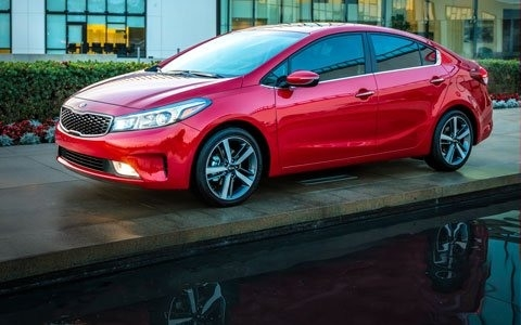 New 2018 Kia Forte Picture