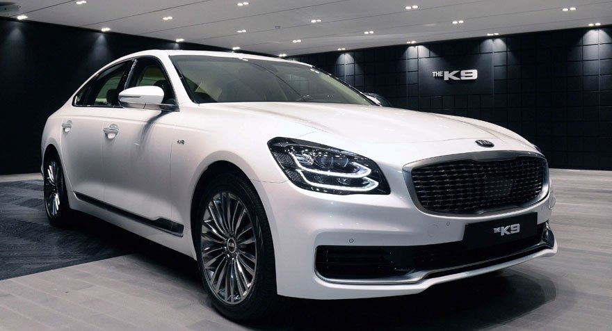 2018 Kia K900 Redesign and Price