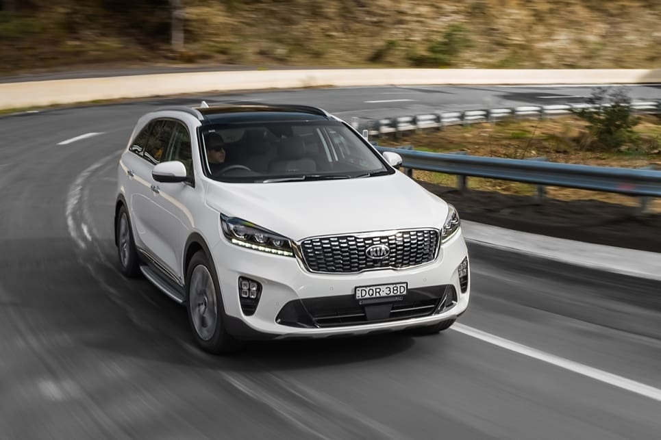 Best 2018 Kia Sorento New Review