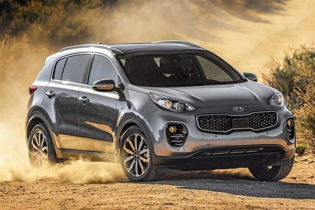 The 2018 Kia Sportage Review Release Date
