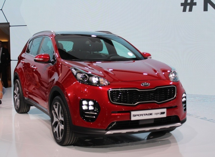 The 2018 Kia Sportage Review New Release
