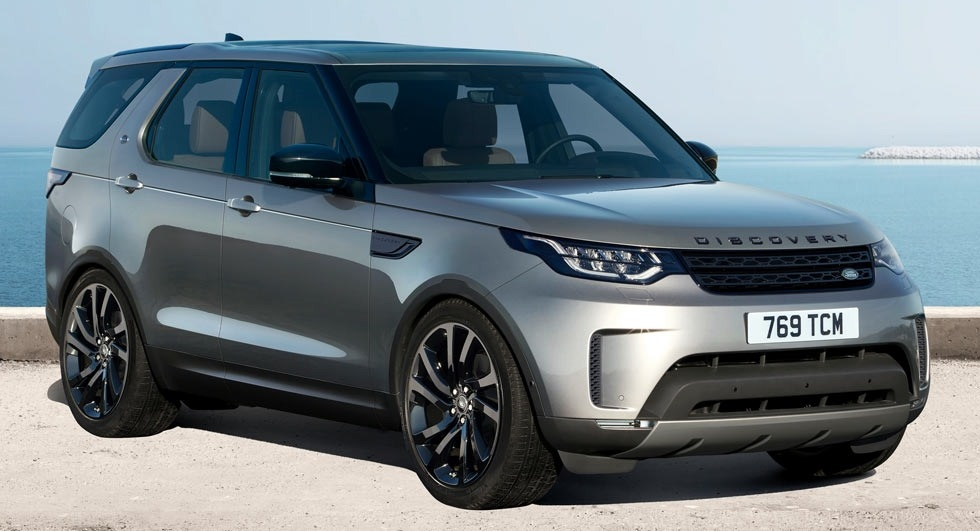 The 2018 Land Rover Lr4 First Drive