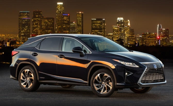Best 2018 Lexus Rx 450H Picture