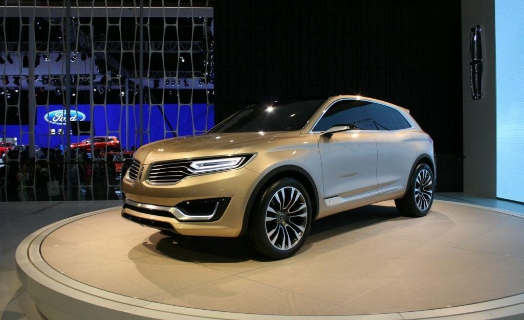 2018 Lincoln Mkx At Beijing Motor Show New Review