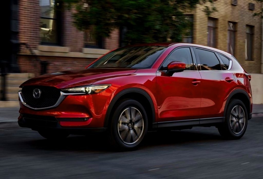 The 2018 Mazda Cx 7 Redesign and Price