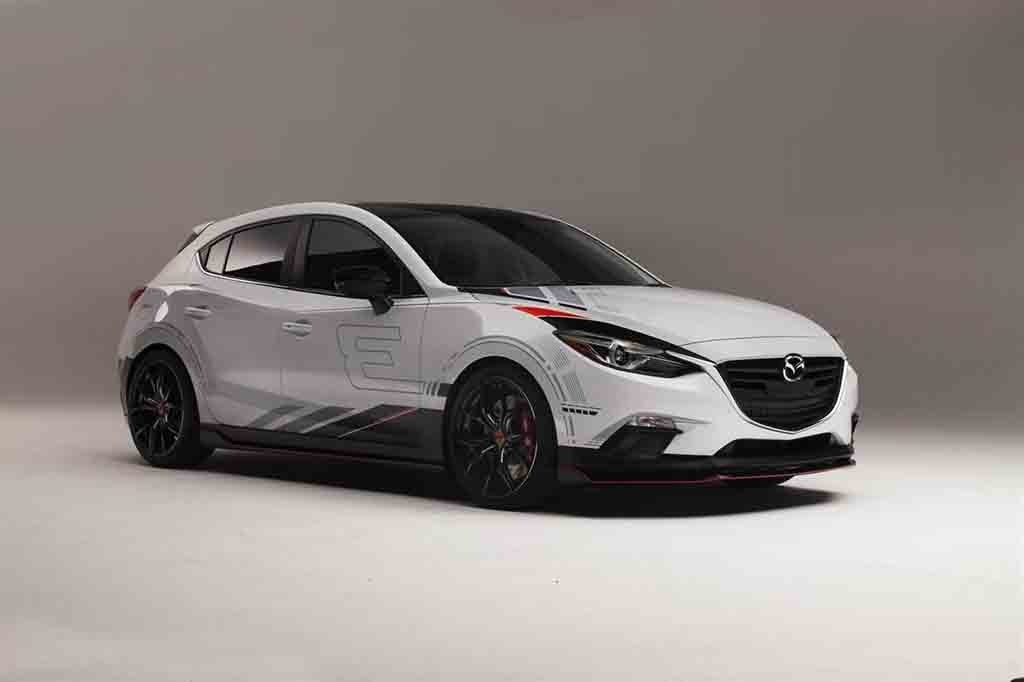 New 2018 Mazdaspeed 3 New Review