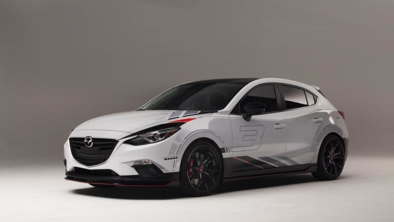 The 2018 Mazdaspeed 3 Redesign and Price