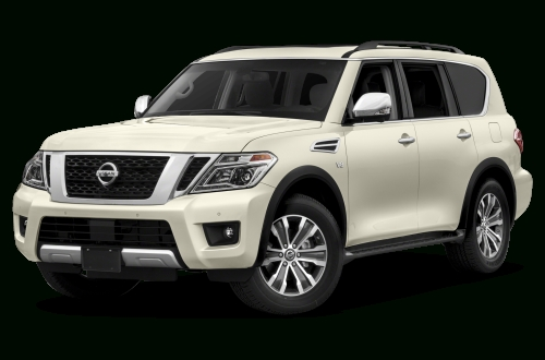 2018 Nissan Armada New Release