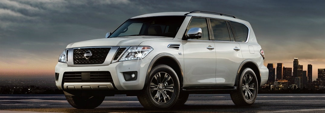 New 2018 Nissan Armada Release Date