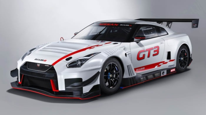 New 2018 Nissan Gt R Nismo Spy Shoot