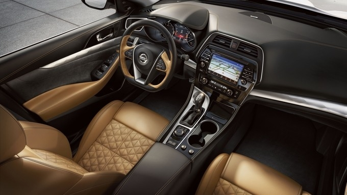 Best 2018 Nissan Maxima Picture