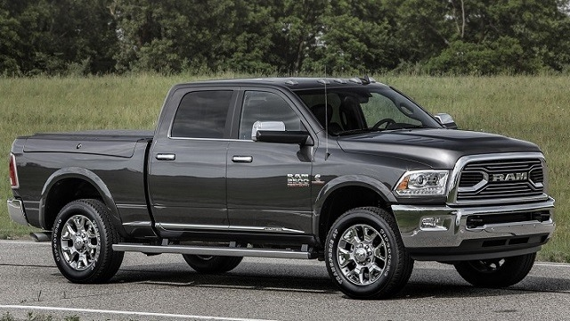 Best 2018 Ram 2500 Diesel New Release