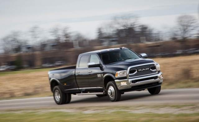 The 2018 Ram 3500 Diesel Release date and Specs