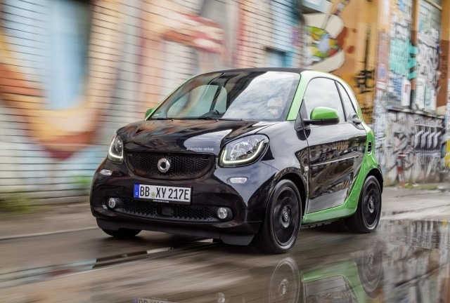 New 2018 Smart Fortwo New Review