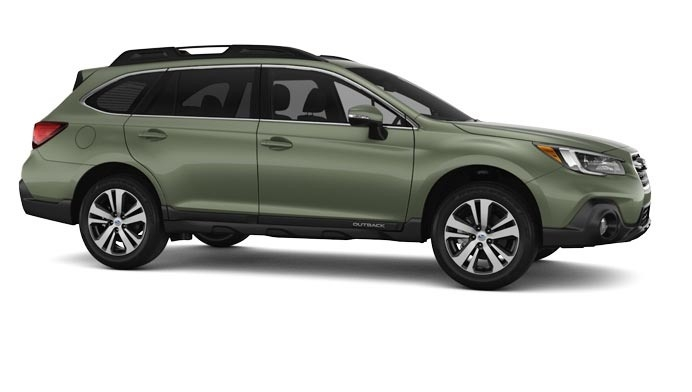 The 2018 Subaru Outback First Drive