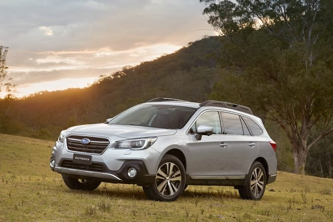 Best 2018 Subaru Outback Overview
