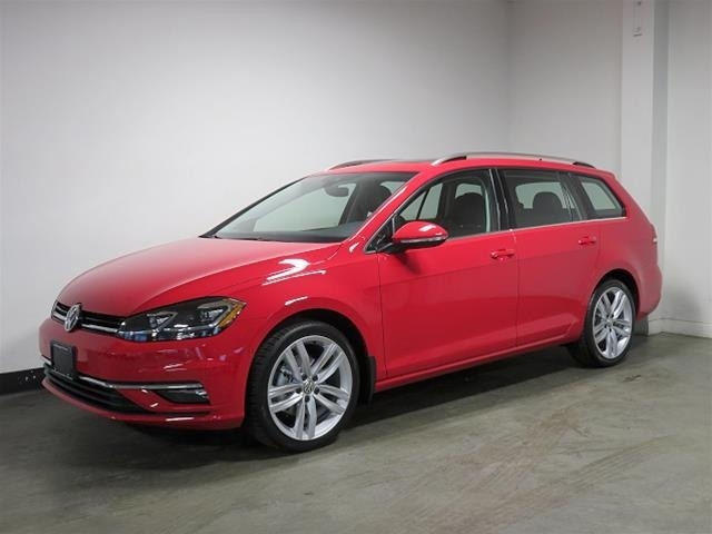 New 2018 Volkswagen Golf Sportwagen Redesign